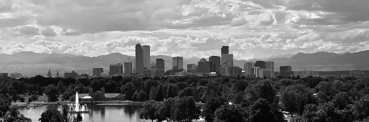 View of Denver Skyline