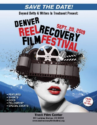 The Denver Reel Recovery Film Festival Presented 9/20/19 Tivoli Film Center Immediately following the Parity reception