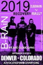 SAVE THE DATE! 9/21/19 AFR Colorado Hosts: RALLY FOR RECOVERY Denver Civic Center Park