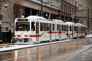 Picture of the Denver RTD's Light Rail