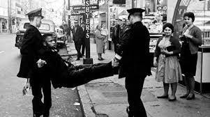 "Image courtesy of The Tennesseen, ""John Lewis recalls being carried out of sit-in."""