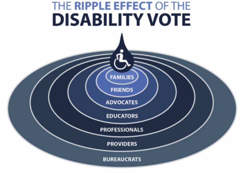 Disability and Voter Turnout
